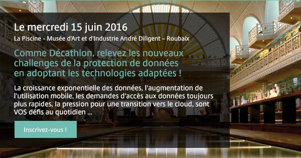 La Piscine - Musée d'Art et d'Industrie André Diligent – Roubaix - Le mercredi 15 juin