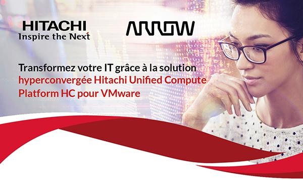 Hitachi - ArrowTransforemz votre IT