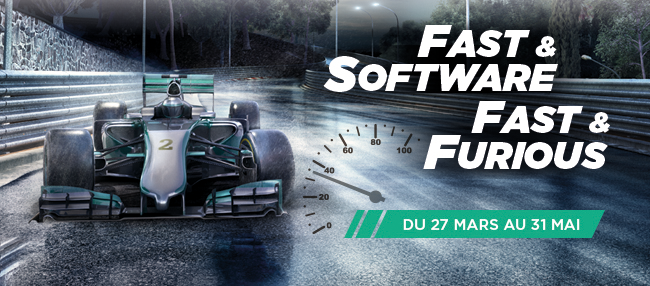 Fast & SoftwareFast & Furious