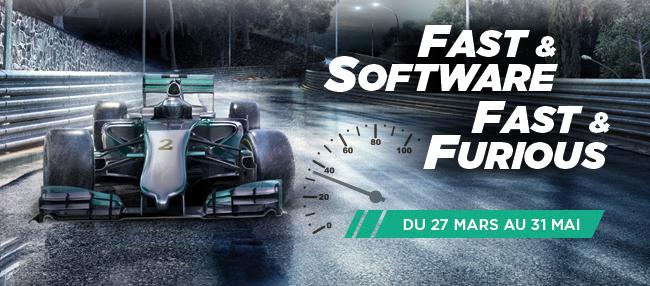 Fast & SoftwareFast & Furious